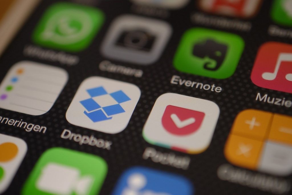 dropbox opinie android